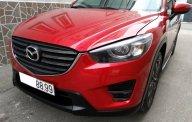 Cần bán xe CX5 2.0 facelift 2017, số tự động, màu đỏ candy cực đẹp giá 745 triệu tại Tp.HCM