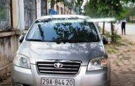 Cần bán Daewoo Gentra sản xuất năm 2008, màu bạc giá 175 triệu tại Hà Nội