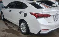 Bán Hyundai Accent 1.4AT màu trắng số tự động, bản tiêu chuẩn, sản xuất cuối 2018, đi 10.000km giá 508 triệu tại Tp.HCM