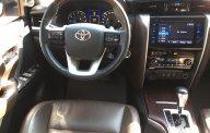 Bán Toyota Fortuner 2.7L 4x4 AT SX 2017, full máy xăng cực mới giá 1 tỷ 150 tr tại Hà Nội