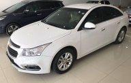 Bán Chevrolet Cruze đời 2016, màu trắng, số sàn giá 380 triệu tại Tp.HCM