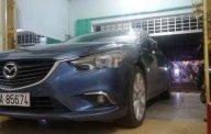 Bán lại xe Mazda 6 năm sản xuất 2014, màu xanh lam, xe nhập giá 610 triệu tại Tp.HCM