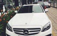 Cần bán xe Mercedes C300 AMG năm 2016, màu trắng giá 1 tỷ 450 tr tại Tp.HCM