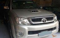 Cần bán Toyota Hilux đời 2009, màu bạc, nhập khẩu   giá 380 triệu tại Tp.HCM