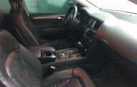 Cần bán xe Audi Q7 sản xuất năm 2010, màu đen, xe nhập chính chủ giá 1 tỷ 200 tr tại Tp.HCM