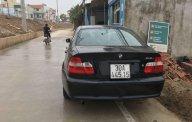 Bán ô tô BMW 318i năm sản xuất 2005, màu đen giá 210 triệu tại Hà Nội