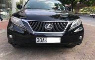 Bán Lexus RX350 Luxury xuất Mỹ xe sản xuất 8/2009 màu đen nội thất kem giá 1 tỷ 350 tr tại Hà Nội
