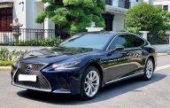 Bán ô tô Lexus LS năm sản xuất 2017, màu xanh lam, xe nhập giá 6 tỷ 800 tr tại Hà Nội