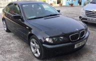 Chính chủ bán xe BMW 325i năm sản xuất 2005, màu đen, xe nhập giá 330 triệu tại Hà Nội