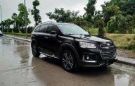 Cần bán Chevrolet Captiva LTZ đời 2016, màu đen giá 590 triệu tại Hà Nội