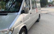 Cần bán Mercedes Sprinter 2005, màu bạc, số sàn, giá tốt giá 125 triệu tại Hà Nội