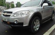 Bán Chevrolet Captiva LTZ 2.4 AT sản xuất 2008, màu bạc như mới giá 285 triệu tại Hà Nội