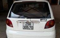 Bán xe Daewoo Matiz SE 0.8 MT 2007, màu trắng giá 57 triệu tại Hà Nội