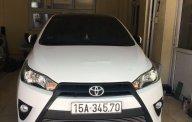 ề Cần bán lại xe Toyota Yaris sản xuất năm 2017, màu trắng giá 540 triệu tại Hải Phòng