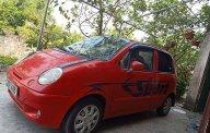 Bán xe cũ Daewoo Matiz đời 2003, màu đỏ giá 55 triệu tại Hải Phòng