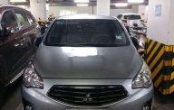 Cần bán xe Mitsubishi Attrage sản xuất năm 2015, mới chạy 6.800 km giá 350 triệu tại Hà Nội