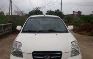 Cần bán Kia Morning sản xuất 2006, màu trắng, nhập khẩu nguyên chiếc giá 140 triệu tại Hà Nội