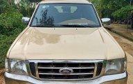 Cần bán gấp Ford Ranger sản xuất năm 2002, màu vàng, giá tốt giá 125 triệu tại Nghệ An