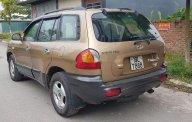 Bán Hyundai Santa Fe năm sản xuất 2002, nhập khẩu nguyên chiếc, giá chỉ 220 triệu giá 220 triệu tại Hà Nội