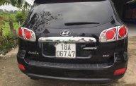Xe Hyundai Santa Fe MLX 2.0L đời 2007, màu đen, nhập khẩu giá 468 triệu tại Hà Nội