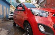 Cần bán lại xe Kia Morning AT 2011, màu đỏ, 296 triệu giá 296 triệu tại Hà Nội