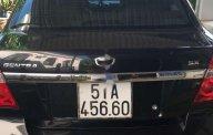 Bán Daewoo Gentra đời 2007, màu đen, xe nhập, giá tốt giá 200 triệu tại Tp.HCM