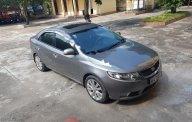Bán Kia Forte SX 1.6 MT sản xuất 2010, màu xám, số sàn, 350tr giá 350 triệu tại Hà Nội