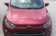 Gia đình bán xe Ford EcoSport đời 2016, màu đỏ giá 470 triệu tại Khánh Hòa