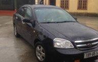 Cần bán Daewoo Lacetti EX 1.6 MT năm sản xuất 2008, màu đen, số sàn  giá 125 triệu tại Nam Định