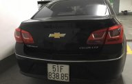 Bán xe Chevrolet Cruze đời 2016, màu đen giá 430 triệu tại Tp.HCM