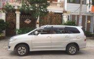 Cần bán xe Toyota Innova 2.0 E đời 2013, màu bạc, xe nhập số sàn, giá 412tr giá 412 triệu tại Tp.HCM