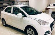 Bán xe Hyundai Grand i10 1.2 MT Base đời 2019, màu trắng giá 350 triệu tại Tp.HCM