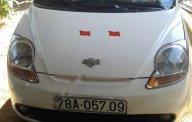 Cần bán gấp Chevrolet Spark sản xuất 2008, màu trắng giá 100 triệu tại Phú Yên