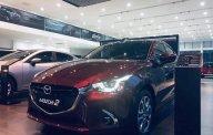 Bán Mazda 2 Luxury sản xuất năm 2019, màu đỏ, xe nhập giá 487 triệu tại Hà Nội