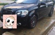 Gia đình bán Daewoo Gentra năm sản xuất 2007, màu đen giá 130 triệu tại Tuyên Quang