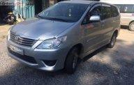 Cần bán Toyota Innova năm 2013, màu bạc chính chủ giá 480 triệu tại Hà Nội