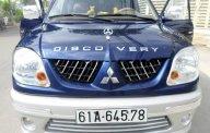 Bán Mitsubishi Jolie năm sản xuất 2005, màu xanh lam, chính chủ giá 228 triệu tại Bình Dương