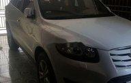 Cần bán gấp Hyundai Santa Fe SLX năm 2009, màu bạc, nhập khẩu nguyên chiếc giá 600 triệu tại Nghệ An