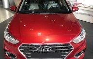 Cần bán Hyundai Accent 1.4 AT năm 2019, màu đỏ giá 504 triệu tại Tp.HCM