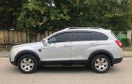 Cần bán gấp Chevrolet Captiva đời 2009, màu bạc số sàn, giá 258tr giá 258 triệu tại Hà Nội