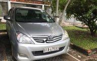Bán xe Toyota Innova đời 2010, màu bạc giá cạnh tranh giá 420 triệu tại Bình Dương