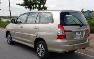 Bán xe Toyota Innova năm sản xuất 2015, số sàn giá 525 triệu tại Hà Nội