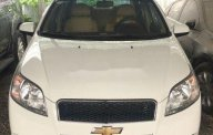 Cần bán gấp Chevrolet Aveo sản xuất năm 2017, màu trắng giá 252 triệu tại Tp.HCM