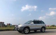 Bán Hyundai Santa Fe Gold năm 2004, màu bạc, nhập khẩu   giá 280 triệu tại Hà Nội