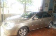 Bán Daewoo Lacetti SE đời 2011, màu vàng, xe gia đình giá 245 triệu tại BR-Vũng Tàu