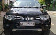 Cần bán gấp Mitsubishi Pajero đời 2016, màu đen số sàn giá 625 triệu tại Tp.HCM