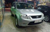 Bán Ford Escape năm sản xuất 2010, màu bạc xe gia đình, giá tốt giá 345 triệu tại Tp.HCM