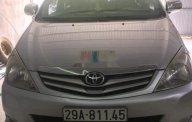 Xe Toyota Innova năm sản xuất 2010, màu bạc giá 420 triệu tại Hà Giang