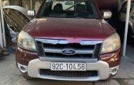 Cần bán xe Ford Ranger năm sản xuất 2010, màu đỏ, nhập khẩu   giá 280 triệu tại Quảng Nam