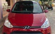 Bán Hyundai Grand i10 1.2 AT sản xuất 2016, màu đỏ, xe nhập giá 380 triệu tại Tp.HCM